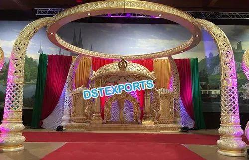 Srilankan Tamilian Wedding Mandap Decoration