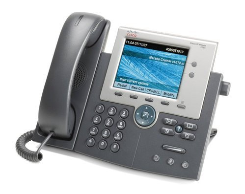 Cisco CP-7945G Unified VoIP Phone - Avoor Networks Private Limited