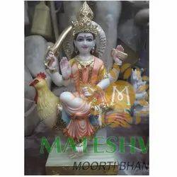 Murgachaddi Mata Marble Statues