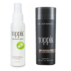Caboki Toppik Hair Building Fibers And Locking Spray For Personal
