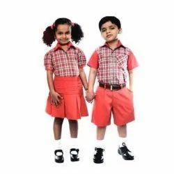 Dasganu Garments Terry Cotton School Children Uniform
