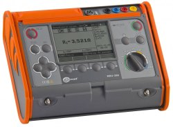 MRU-200-GPS Earth Resistance and Resistivity Meter