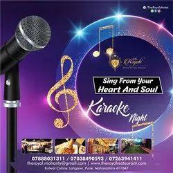 Karaoke Night, Pune