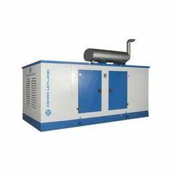 Single Phase 40 kVA Ashok Leyland Diesel Generator