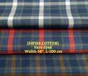 Swiss Cotton Shirting Fabric