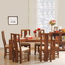 Antiq Six Seater Dining Set