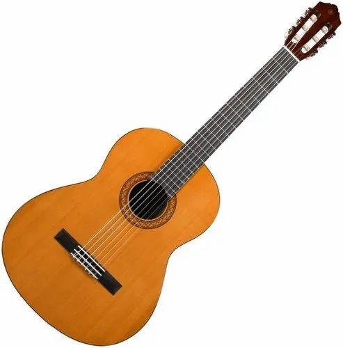 Natural Beginner Yamaha C40 02 Classical Guitar 6 Rs 6500 Piece Id 21870165233