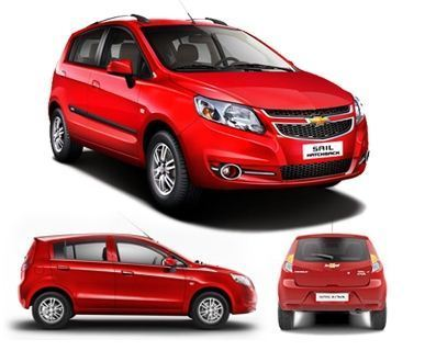 Chevrolet Sail Hatchback Car लग ज र क र In Bhopal Varenayam Motors Car Id 14192089473