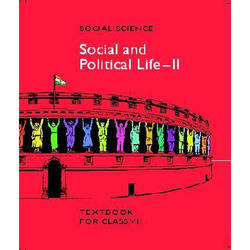 English Social And Political Life Part 2 Class 7 NCERT Book