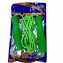 Green PVC Skipping Rope