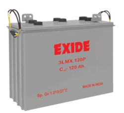 Exide LMX - Train Lighting & AC Range