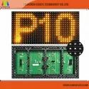 Yellow P10 and SMD/DIP LED Module