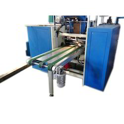 Automatic Aluminium Foil Container Making Machine
