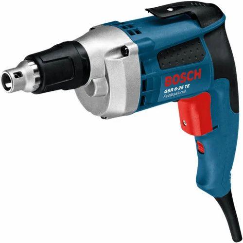 Drywall Screwdriver Bosch Gsr 6 25 Te Professional