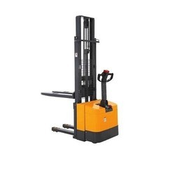 Stand On Electric Stacker