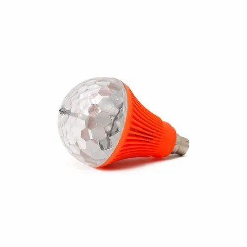 Big Deeper Disco LED Rotating Light