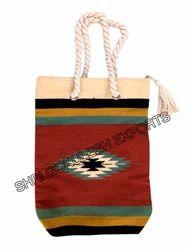Geometric SGE Cotton Tote Bag