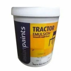 Smooth Wall Finish SUP White Asian Tractor Emulsion Paint, Packaging Type: Bucket, Packaging Size: 10 L