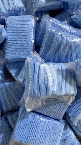 "Shield Safety Disposable Bouffants White Cap 21/"" Size 800 Pieces"