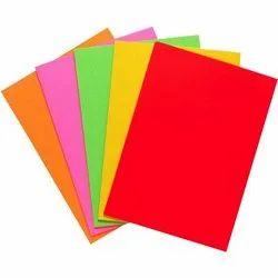 Plain SPB Color Printing Paper, Size/Dimension: 58.5 X 44.5 Cm ( Sheet Size )