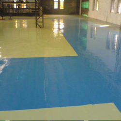 Commercial Building Epoxy Floor Coatings