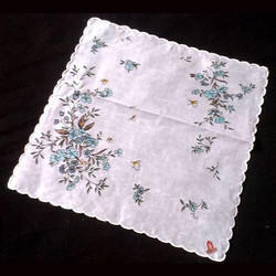 Cotton Printed Ladies Handkerchief
