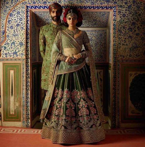1a861f7a95 Bridal Lehenga Choli, Rs 3333 /piece, Laxmi Fashion | ID: 20320851491