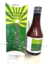 Multivitamin, Multimineral & Antioxidants ( Astabion Syrup )