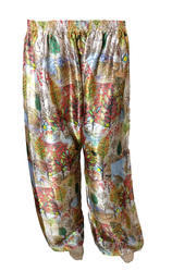 African Style Printed Palazzo Pants