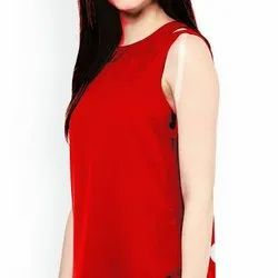 Sleeveless Designer Top