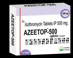 Azeetop 500 (Azithromycin)