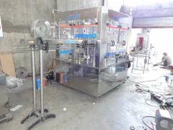 120 Bpm Water Bottle Filling Plant
