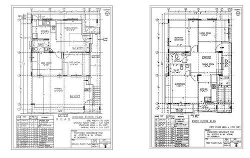 Architectural Plans & Structural Design Architect / Interior