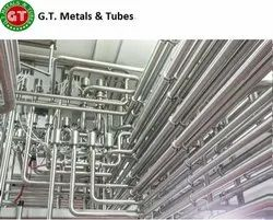 Industrial Process Piping