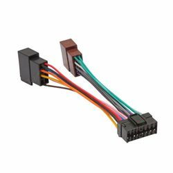 ISO Wiring Harness Connector