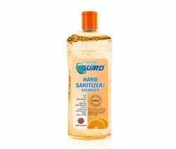500 Ml Hand Sanitizer Orange Gel