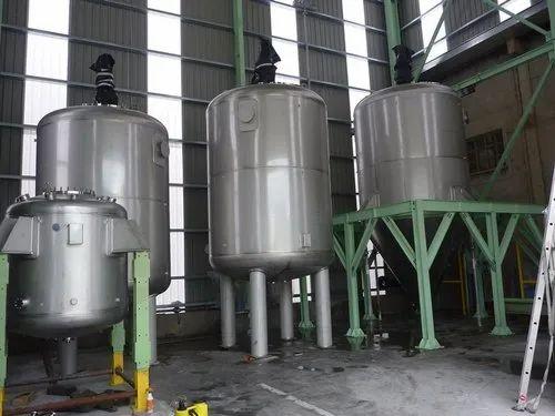 Commercial Reactors
