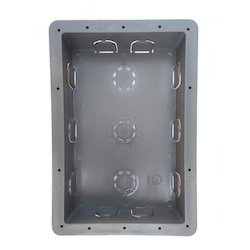 12 Modular PVC Concealed Box