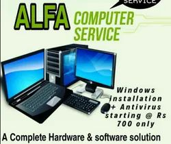 Complete Hardware And Software Solution