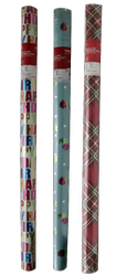 Gift Wrapping Papers & Rolls