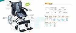 Faber Premium Aluminum Wheelchair