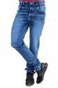 Casual Wear Zipper Jeans