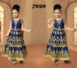 Wedding Heavy Anarkali Suit For Girls