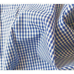 Checks Cotton Shirting Fabric