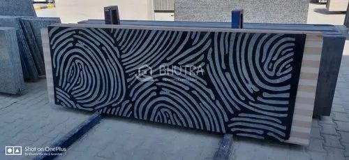 Waves Granite Slab