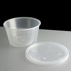Sealable Round Container