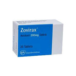 Zovirax Tablets