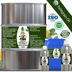 Organic Petitgrain Oil