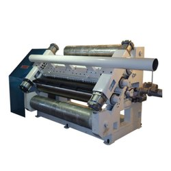 Fingerless Type Single Facer Corrugation Machine