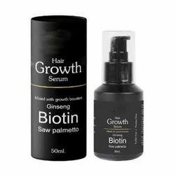 Beard Hair Growth Serum
